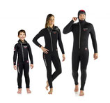 TRAJE HÚMEDO CRESSI DIVER 5mm JUNIOR