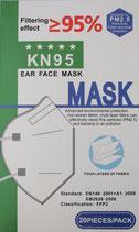 Atemschutzmaske FFP2-KN95