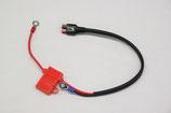 Batterieanschlusskabel mit Andersonsteckverbinung ohne Batteriesicherung