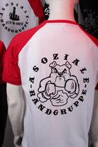 Orginal Shirt Asoziale Rangruppe (Boxer-Negativ)