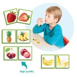 L'odorat : les fruits et leurs arômes