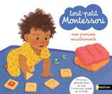 Tout-petit Montessori : mes premiers encastrements en bois