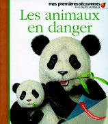Mes premières découvertes : les animaux en danger
