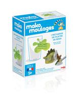 Recharge plâtre 800 g Mako moulages
