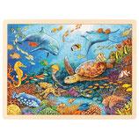 """Puzzle """"grande barrière de corail"""""""