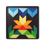Puzzle magnétique Square Indian Grimm's