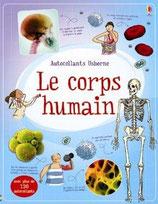 Le corps humain Usborne