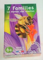 """Jeu des 7 familles """"le monde des abeilles"""""""