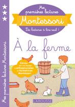 Mes premières lectures Montessori - 3 étoiles