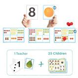 Bingo : apprendre à compter de 1 à 10