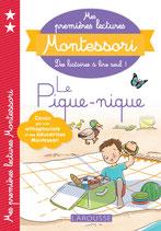 Mes premières lectures Montessori - 2 étoiles