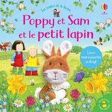 Poppy et Sam et le petit lapin