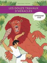 Les 12 travaux d'Héraclès - BD