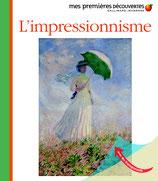 Mes premières découvertes : l'impressionnisme