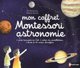 Mon coffret Montessori astronomie