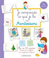 Je comprends ce que je lis avec Montessori