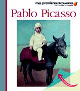 Mes premières découvertes : Pablo Picasso