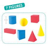 Découvrir des figures géométriques de l'environnement