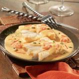 G195 - Colin sauce crevettes