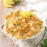 C90 - Coquilles saumon crevettes