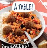 G347 - Boulettes bœufs et riz