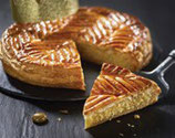 N401 - Galette des rois pommes caramel