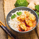 G346 - Poulet au curry et riz