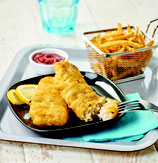 A137- Filets de colin fish & chips