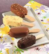 I750 - Mini bâtonnets vanille/chocolat