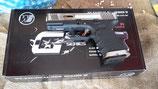 Pistolet WE G19 Gforce T3 Silver Or Noir GBB- Gaz