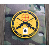 Sniper Rubber Patch