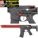 VFC Avalon Leopard carabine AEG - rouge