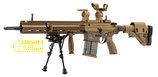 Fusil HK G28 FULL METAL SERIE SPECIALE BRONZE VFC UMAREX GAZ