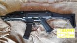 Pistolet mitrailleur CZ SCORPION EVO 3 A1 AEG ASG
