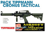 TIPPMANN CRONUS TACTICAL BLACK TAN