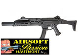 Pistolet mitrailleur CZ SCORPION EVO 3 B.E.T CARBINE AEG ASG
