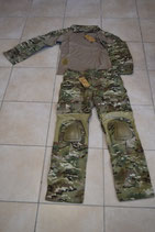 shirt/pantalon multicam gen 2