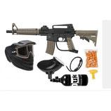 Kit JT Tactical RTP Tan +48Ci - complet