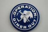 Diner Out Patch