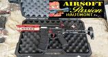 M4 avalon LEOPARD CQB rouge livre en mallette