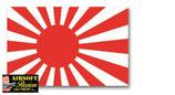 Drapeau Japan War