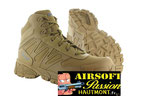 Chaussures SEMI-MONTANTES MAGNUM UNIFORCE 6.0 TAN