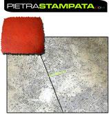 """Pavimento Stampato """"Mat Almeria"""""""