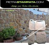 """kit 2 Stampi """"Rustica"""" 3° serie"""