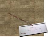 Stampo cm. 40x17 modello Oriente