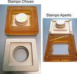 Stampo Porta Faretto Modello QU21