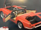 CMC 1:18 Limited Edition Ferrari 250 California SWB 1960 rot inkl. Hardtop
