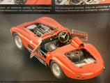 CMC 1:18 Maserati 300 S Rennsportwagen