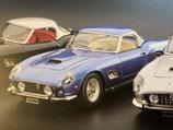 CMC 1:18 Limited Edition Ferrari 250 California SWB 1960 blau inkl. Hardtop
