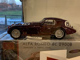 CMC 1:18 CMC Alfa Romeo 8 C 2900 B - Speciale Le Mans